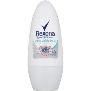Rexona Active Shield Fresh antitraspirante roll-on 50 ml