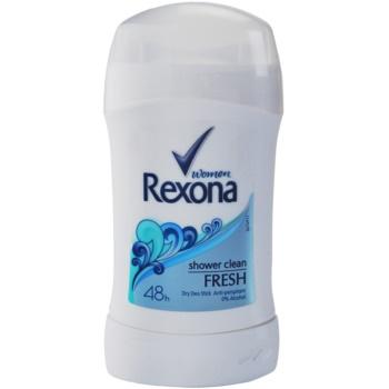 Rexona Dry & Fresh Shower Clean antitraspirante 40 ml