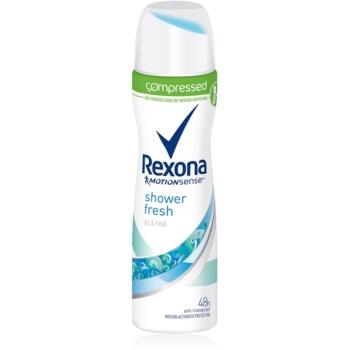Rexona Shower Fresh antitraspirante spray (Compressed, 48 Hours) 75 ml