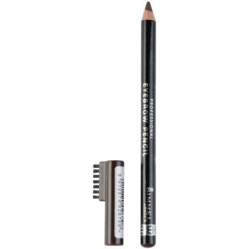Rimmel Professional Eyebrow Pencil matita per sopracciglia colore 001 Dark Brown 1,4 g