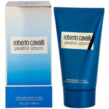 Roberto Cavalli Paradiso Azzurro latte corpo per donna 150 ml