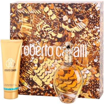 Roberto Cavalli Roberto Cavalli for women kit regalo VII eau de parfum 75 ml + latte corpo 75 ml