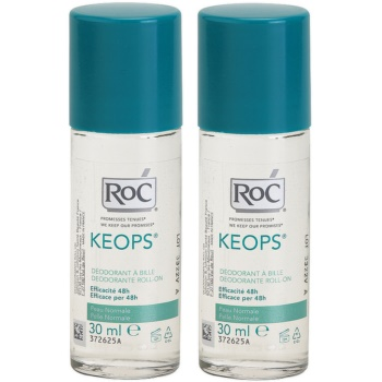 RoC Keops deodorante roll-on 48h (Deodorante Roll-on) 2x30 ml