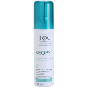 RoC Keops deodorante spray 48 ore (Fresh Spray Deodorant) 100 ml