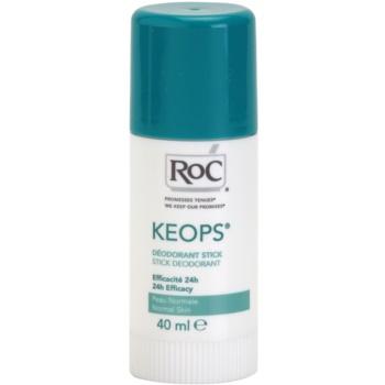 RoC Keops deodorante solido 24h (Stick Deodorant) 40 ml