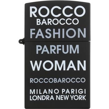 Roccobarocco Fashion Woman eau de parfum per donna 75 ml