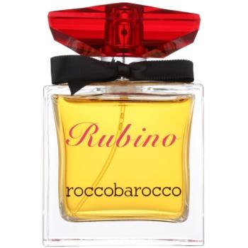 Roccobarocco Rubino eau de toilette per donna 100 ml