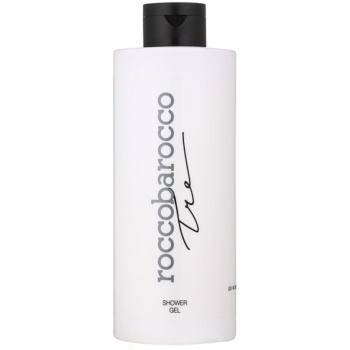 Roccobarocco Tre gel doccia per donna 400 ml