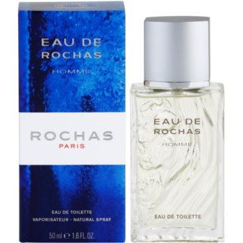 Rochas Eau de Rochas Homme eau de toilette per uomo 50 ml