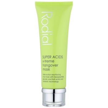 Rodial Super Acids maschera all'argilla per rigenerare la superficie della pelle (X-treme Hangover Mask/Resurface And Refine) 75 ml