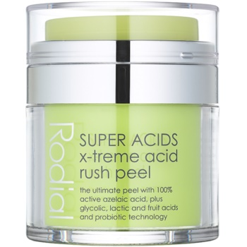 Rodial Super Acids scrub con enzimi per rigenerare la superficie della pelle (X-Treme Acid Rush Peel/Resurface and Refine) 50 ml
