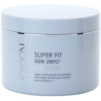 Rodial Super Fit crema idratante corpo per rassodare la pelle (Size Zero) 300 ml
