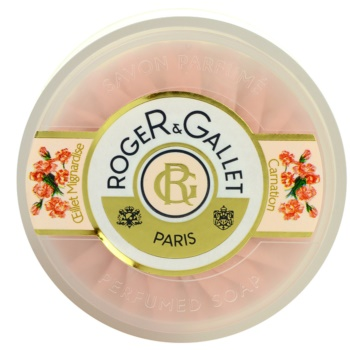 Roger & Gallet Carnation sapone (Perfumed Soap) 100 g