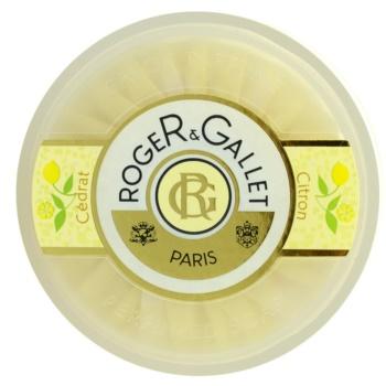 Roger & Gallet Cédrat sapone (Lemon Perfumed Soap) 100 g