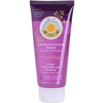 Roger & Gallet Gingembre gel doccia rinfrescante (Fresh Shower Gel) 200 ml