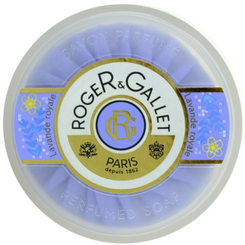 Roger & Gallet Lavande Royale sapone (Perfumed Soap) 100 g