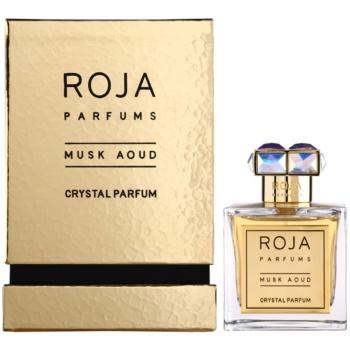 Roja Parfums Musk Aoud Crystal profumo unisex 100 ml