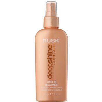 Rusk Deep Shine Color Care stabilizzatore di colore per capelli 175 ml