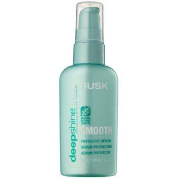 Rusk Deep Shine Color Smooth siero nutriente per tutti i tipi di capelli ( Marine Nutrient Complex ) 58 g