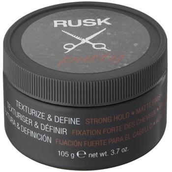 Rusk Styling cera ultra fissante per tutti i tipi di capelli 105 g