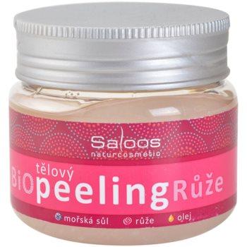 Saloos Bio Peeling scrub corpo rosa  140 ml