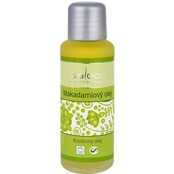 Saloos Vegetable Oil olio di macadamia (Vegetable Oil – Macadamia) 50 ml
