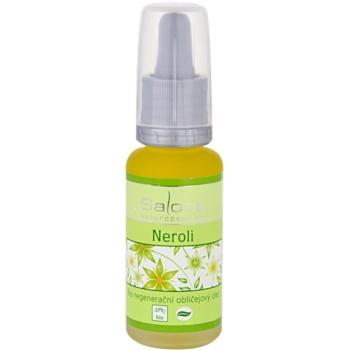 Saloos Bio Regenerative Facial Oil olio rigenerante per il viso neroli  20 ml