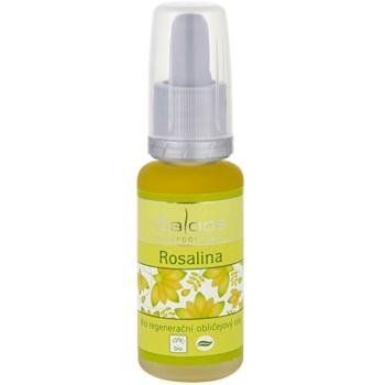 Saloos Bio Regenerative Facial Oil olio rigenerante per il viso rosalina  20 ml