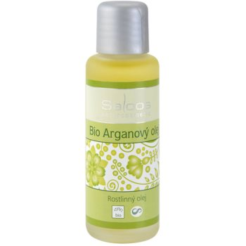 Saloos Vegetable Oil Bio olio di argan (Vegetable Oil – Bio Argan) 50 ml