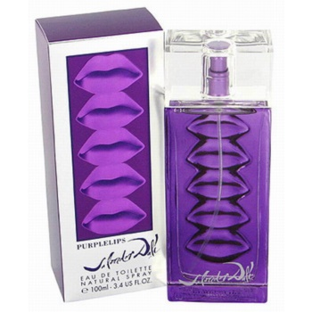 Salvador Dali Purplelips eau de toilette per donna 100 ml