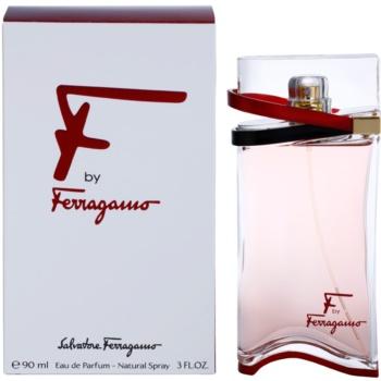 Salvatore Ferragamo F by Ferragamo eau de parfum per donna 90 ml
