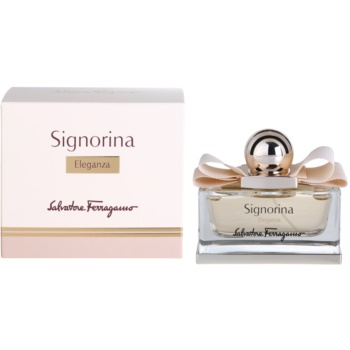Salvatore Ferragamo Signorina Eleganza eau de parfum per donna 50 ml