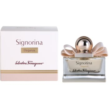 Salvatore Ferragamo Signorina Eleganza eau de parfum per donna 30 ml
