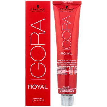 Schwarzkopf Professional IGORA Royal tinta per capelli colore 3-68 (Colorists´s Color Creme) 60 ml
