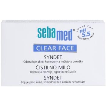 Sebamed Clear Face saponetta per pelli problematiche 100 g