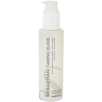 Sebastian Professional Styling siero lisciante per capelli ribelli e crespi (Weightless Smoothing Creme Serum) 140 ml