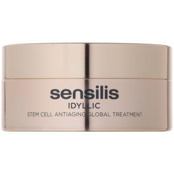 Sensilis Idyllic trattamento completo anti-age con cellule staminali 50 ml
