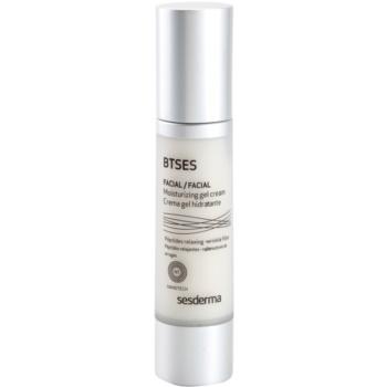 Sesderma Btses crema-gel idratante contro le rughe di espressione (Nanotech, Peptides Relaxing-Wrinkle Filler) 50 ml