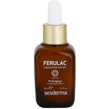 Sesderma Ferulac siero intenso antirughe (Nanotech, Ferulic Acid Liposomal, Phloretin) 30 ml