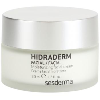 Sesderma Hidraderm crema idratante per pelli sensibili e secche (Mimosa, Oatmeal) 50 ml