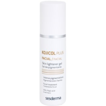 Sesderma Kojikol Plus gel depigmentante intenso per un trattamento localizzato (AHA, Kojic Acid) 30 ml