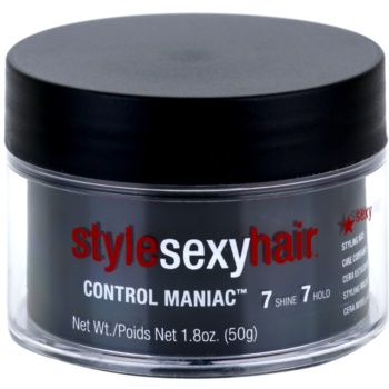 Sexy Hair Style cera modellante (7 Shine, 7 Hold) 50 g