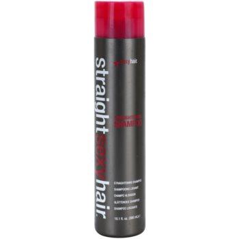 Sexy Hair Straight shampoo per lisciare i capelli 300 ml