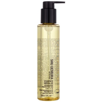 Shu Uemura Essence Absolue olio nutriente e idratante per capelli (Camellia Oil) 150 ml