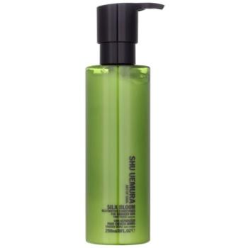 Shu Uemura Silk Bloom balsamo per capelli rovinati e tinti (Argan Oil) 250 ml