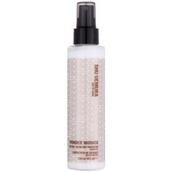Shu Uemura Wonder Worker trattamento multifunzione per capelli (Air Dry/Blow Dry Perfector) 150 ml