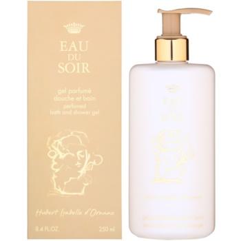 Sisley Eau du Soir gel doccia per donna 250 ml