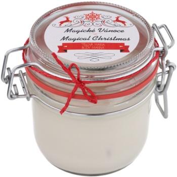 Soaphoria Magical Christmas manna di nutrimento profondo corpo (Shea Butter, Cocoa Butter, Sunflower Oil) 250 ml
