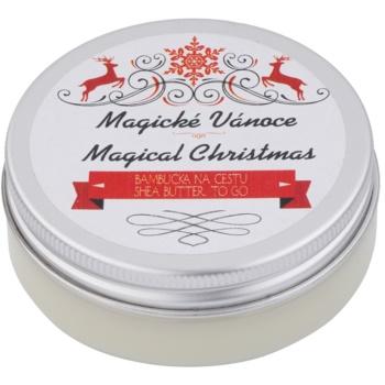 Soaphoria Magical Christmas burro di karité effetto rigenerante (Vitamins A, E, F) 50 ml