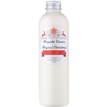 Soaphoria Magical Christmas yogurt organico per il corpo effetto idratante (Jojoba Oil, Sunflower Oil, Coconut Oil, Apricot Oil, Aloe Vera Juice) 250 ml